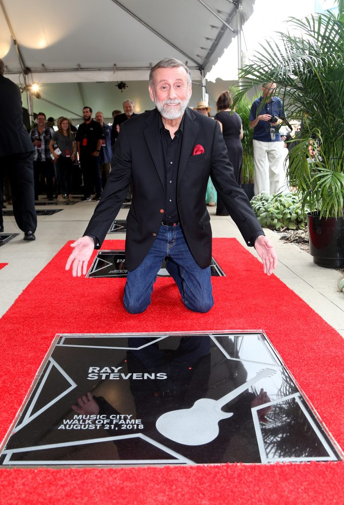 Ray Stevens receives star on Nashville Music City Walk of Fame, a Nashville attractions, night life, date night, and the perfect thing to do in Nashville