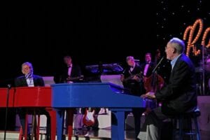 Ray Stevens On Stage with country singers, a Nashville attractions, night life, date night, and the perfect thing to do in Nashville