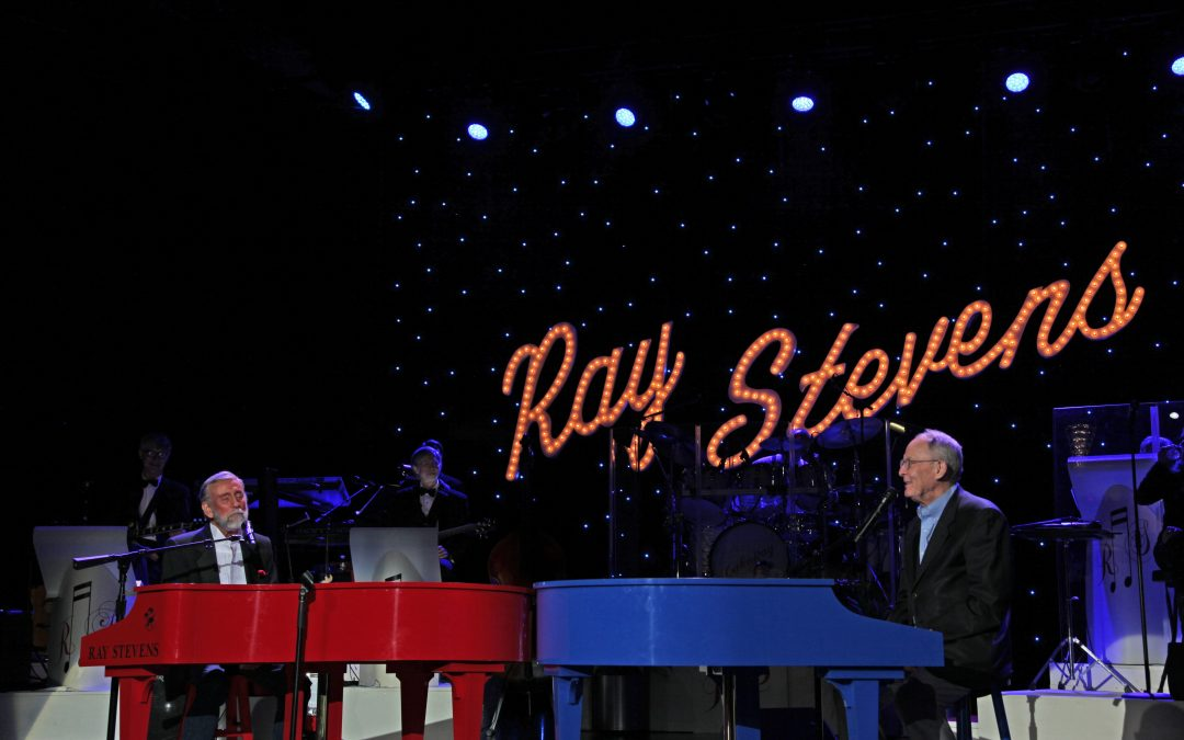 Ray Stevens On Stage with Senator Lamar, a Nashville attractions, night life, date night, and the perfect thing to do in Nashville
